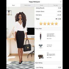 HAPPY WORKSPACE #CovetFashion #CrowdStar #GluMobile #CovetFashionDaily #CovetBackstage #CovetResults #CovetAddicts #Covet #CovetFashionCommunity #Fashion #Fashionista #FashionDesigner #FashionStyle #FashionBlogger #FashionWeek #NYFW #FashionGram #Designer #Modeling #Model #Milan #NycFashion #Stylist #Style #ParisFashionWeek #GlamSquad #Vogue
