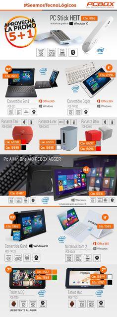 PCBOX Argentina #Promo (hasta agotar stock) #parlantes #tablets #notebooks  www.gvinformatica.com.ar #Olivos_VL #FloridaEsteVL #VecinosVL