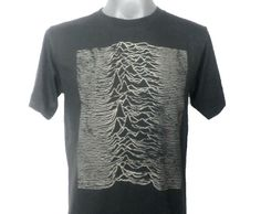 Joy Division  Unknown Pleasures  Rock  Music Shirt  by 99rockshop, $15.99