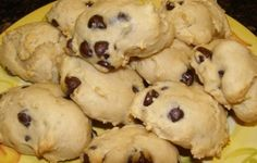 Fabulously Low Calorie, Still Delicious Chocolate Chip Cookies Recipe - Food.com