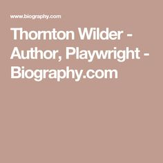 Family Business Essay Hannah  Thornton Wilder Writing Styles In Our Town  Our Town Analysis   Pinterest  Our Town Writing Styles And Thornton Wilder Essay Proposal Template also English Essays Book Hannah  Thornton Wilder Writing Styles In Our Town  Our Town  Examples Of Essay Papers
