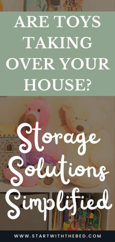 Are you running out of space in your home for all of the toys? See how to solve your problems and finally see the floor once again! #toystorage #playroomstorage #storagesolutions #storageideas #declutter #organizing Playroom Organization, Organization Hacks, Storage Solutions, Storage Ideas, Toy Room Storage, Making Life Easier, Toy Rooms, Declutter Your Home, Simple Life Hacks