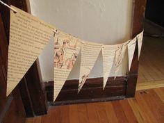 Adventures of Tom Sawyer 1950s Playbook Pennant
