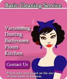 how to advertise house cleaning