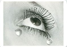 View Les Larmes [Glass Tears] By Man Ray; Access more artwork lots and estimated & realized auction prices on MutualArt. Marcel Duchamp, Robert Mapplethorpe, Man Ray Photographie, Morris Albert, Man Ray Photos, Meret Oppenheim, Lee Miller, Berenice Abbott, Dora Maar