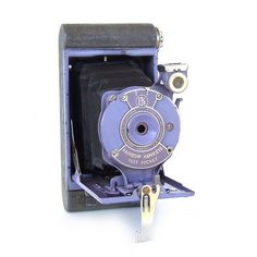 Kodak Rainbow Vest Pocket Camera (1931)