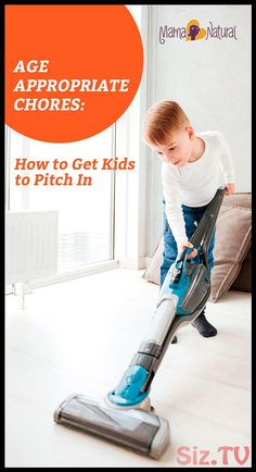 Age Appropriate Chores: How to Get Kids to Pitch In Looking for age appropriate chores to get your kids to help out around the house? Here are tips for enlisting their help, plus a breakdown of chores by age. Chores For Kids By Age, Age Appropriate Chores For Kids, Toddler Chores, Natural Parenting, Gentle Parenting, Peaceful Parenting, Parenting Books, Kids And Parenting, Parenting Tips