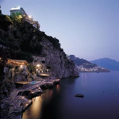 Hotel Santa Caterina Almalfi Coast, Italy. A place I dream of returning to and where I enjoyed the holiday of a lifetime.