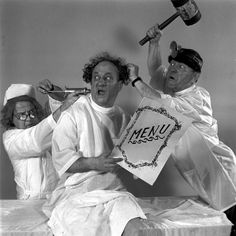 When the Three Stooges Got Their Big Silver Screen Break The Stooges, The Three Stooges, Joe Besser, Comedy Acts, Columbia Pictures, The Old Days, Comedians, All About Time, Movie Tv