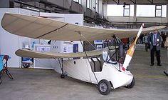 10 September 1933 First flight #flighttest of the Henri Mignet HM 14 Flying Flea series