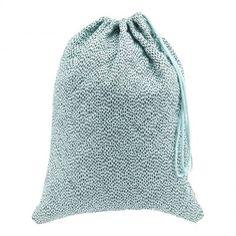 Laundry Bag, Mini Pebbles