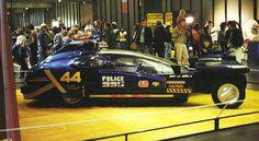 Blade Runner - screen used Spinner flying car