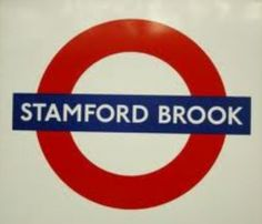Step by Step Guide to Stamford Brook Tube Station in London #London #stepbystep