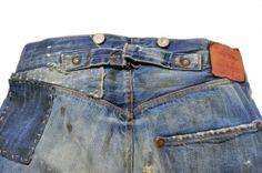 Limited Edition Levi´s Vintage Clothing 1890 Size 34 Made in USA Vintage Denim, Vintage Clothing, Vintage Outfits, Denham Jeans, Edwin Jeans, Vintage Soul, Working Class, Levis, Reuse