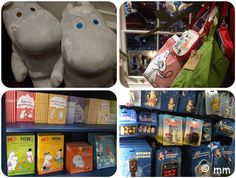 The Moomin Shop  43 Covent Garden Market  London WC2E 8RF