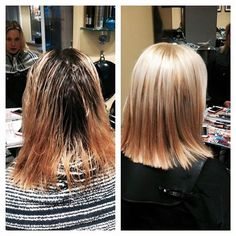 Midweek makeover with Organic Colour Systems #ocsaustralia #organiccoloursystems #makeover #beautifulhair