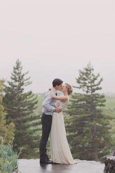 One-off bespoke wedding dress by Sally Eagle Bridal