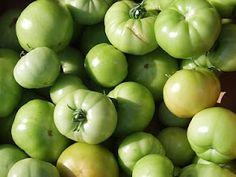 I Heart The Green Tomato