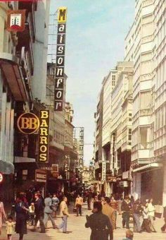 Calle Real, años 1970