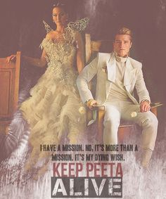 Keep Peeta Alive