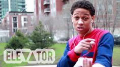 """Lil Bibby - """"The Greatest"""" (Freestyle Music Video shot by @Elevator_)"""
