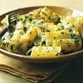 Baked Rigatoni with Spinach, Ricotta, and Fontina from Food & Wine. Cool! You don't have to stuff anything!