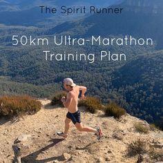 50 Mile Training Plan, Marathon Training Plan Beginner, Ultra Marathon Training, Marathon Tips, Race Training, Running Guide, Running Plan, Running For Beginners, How To Start Running