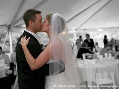 Under the tent, indeed! Sheila White Photography @Deer Park Manor