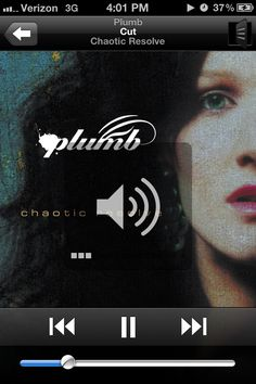 """""""Cut"""" by Plumb. Amazing song please listen to it"""