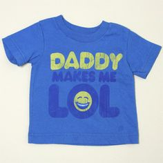 daddy makes me lol