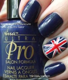 Royal Wedding Nails