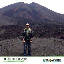 #Vulkan #aktiverVulkan #erloschenerVulkan #Abenteuer #Okotourismus #Entdecken #Reisen #Landschaft