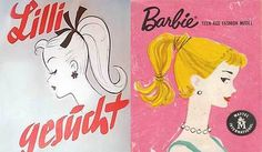 Bild Lilli and Barbie, pop culture's Madonna and Whore