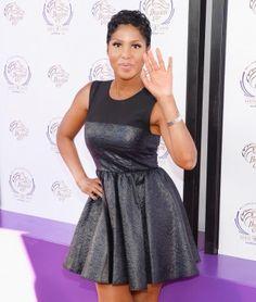Toni B ~ get it gurl! Black Pin Up, Black Love, Beautiful Women Over 40, Night Hairstyles, Toni Braxton, Women Lifestyle, Beauty Trends, Girl Crushes, My Girl