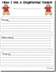 """writing activity.  I'm going to do another one called """"How to make a reindeer fly!"""" and let the kids use their imaginations!  :)"""