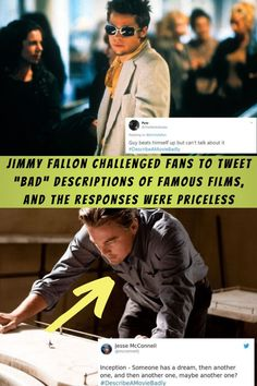 #Jimmy #Fallon #Challenged #Fans #Tweet #Bad #Descriptions #Famous #Films #Responses #Priceless Tomboy Outfits, Chic Outfits, Girl Outfits, Cute Christmas Outfits, Christmas Nails, Bride Nails, Wedding Nails, Hair Spa At Home, Europe Outfits