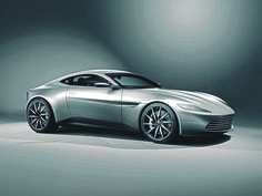 Aston Martin DB10: Built for Bond | GeorgiaPapadon