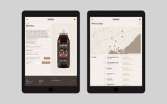 Logo, branding, illustration, packaging and website by graphic design studio Tung for Toronto coffee roaster Hatch. Web Design, Cappuccino Machine, Web Project, Graphic Design Studios, Coffee Latte, Packaging Design Inspiration, Cold Brew, Interactive Design, New Tricks