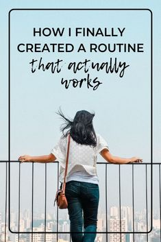 Creating a routine that works for you takes time and patience. We all have different schedules and responsibilities and it can be challenging to figure out what works. Here's how I created a weekly routine that actually works. Evening Routine, Night Routine, Morning Routines, Daily Routine For Women, Daily Routines, Healthy Routines, Healthy Habits, College Game Days, Time Management Tips