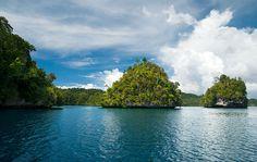 The Raja Ampat Islands, Indonesia