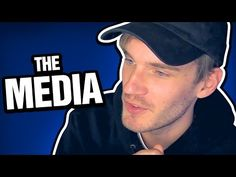 """PewDiePie blasts the media-- says, """"Hitler was right. I really opened my eyes to white power, and I think it's time that we did something about it. English Caption, Open My Eyes, Pewdiepie, Youtubers, Things To Think About, Politics, Author, Popular, Sayings"""