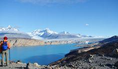 Upsala glacier, Calafate, Argentina