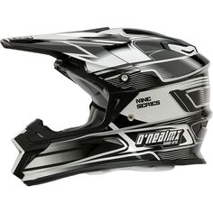 Oneal 9 Series Challenger Motocross Helmet  Description: The O'Neal 9 Series 2014 Challenger Helmet is packed       with features…              Specifications include                      Carbon-Fibre and Aramid reinforced shell Construction – For         Light and Strong Protection                    Adjustable visor...  http://bikesdirect.org.uk/oneal-9-series-challenger-motocross-helmet-2/