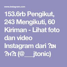 153.6rb Pengikut, 243 Mengikuti, 60 Kiriman - Lihat foto dan video Instagram dari ᴊɪɴ ᴄʜᴏɪ (@___jtonic)