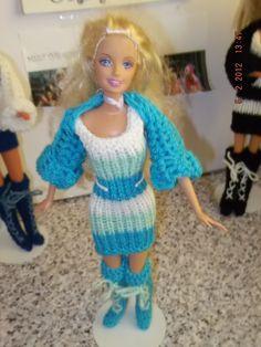 New handmade FUN TIME CLOTHES for Barbie Dolls    (nannycheryl original)   1007 x. $8.00, via Etsy.