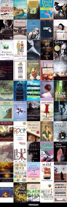 Books to read before they become movies - #Books, #Movies, #Reading