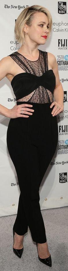 Rachel McAdams in Noam Hanoch - Gotham Independent Film Awards 2015