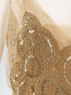lanvin vintage lace embroidery