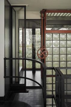 Inside the Maison de Verre - WSJ.com