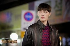 Triangle Kim Jaejoong's Last Drama Before Enlistment